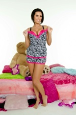 Dylan Ryder gets naughty with our Puba bear